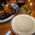 レストラン 自由軒 - ランチ 1,995円
