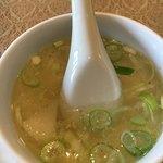 トムヤムクン - スープ
