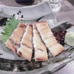 喜多郎寿し - 鰻の白焼き