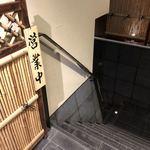 そば居酒屋るちん - 階段降りてね〜♫