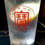 とり平 - チュウハイレモン 400円