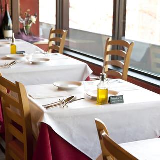 【昼間の宴会・パーティ】展望×ランチ女子会、食事会、昼飲み◎
