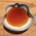 瓢六亭 - ポン酢