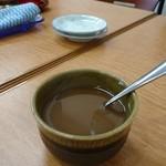 らぁめん寿 - サービスコーヒー