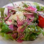 アビエント - 野菜サラダ
