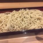 石臼挽き蕎麦とよじ -
