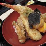 82277863 - 【北新地でランチ】 天丼