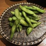 個室 肉割烹 KATANA - 枝豆