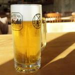 大衆酒場 フタバ - 2018年3月 生ビール