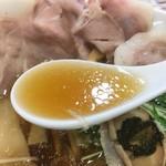 黒船 - 秋刀魚だしスープ