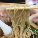 黒船 - 細ストレート麺