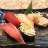 嘉っとび寿司 ざぶん - 料理写真:本日の5貫にぎり