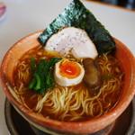 あってりめんこうじ - 軽井沢あってり麺 しょうゆ味