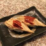 嘉っとび寿司 ざぶん - 焼き穴子