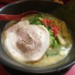特製ラーメン 大中 - バラ肉大中630円