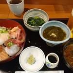 Oogi - 海鮮丼定食