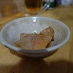 マグロー - あん肝 300円