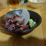 マグロー - ホタルイカ 390円