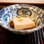 緒方 - 胡麻豆腐