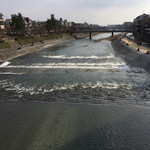 緒方 - 鴨川