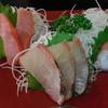 光國 - 料理写真:刺身盛り合わせ
