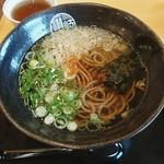 讃岐屋 - 温蕎麦