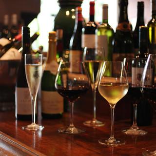 自社直輸入ワイン