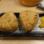 Mekikinoginji - 焼きおにぎり