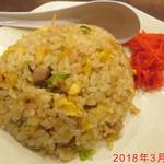 麺処 とりぱん - チャーハン \390