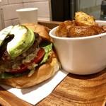 オーガニック バーガー キッチン -
