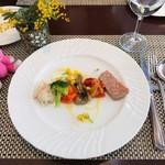 ラ クッチーナ マッサ フェリーチェ - 料理写真:アンティパスト