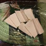 海の神山の神 - 五箇山豆腐
