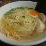 麺好き うるふ - 麺アップ