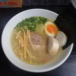 麺好き うるふ - 「鶏塩 740円」