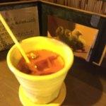 北野坂 か和うそ Cafe - スパイシー野菜ジュース