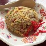 台湾料理 昇龍 - 料理写真:五目炒飯