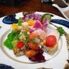 くすのき荘 - 料理写真:夕食(野菜の前菜盛り合わせ)