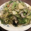 Taihouhonten - 料理写真:かたやきそば