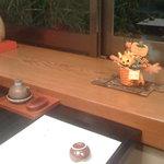 料理茶屋 すずな、 - さりげなくハロウィンがかわいい。