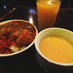 フィンマクールズ - カレーとコーンスープは好物です