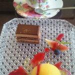 フレンチレストラン 蔦の葉 - デザート