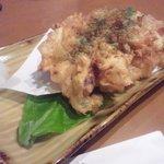 味処 ひかり亭 - 料理写真:かき揚げ