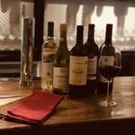 札幌バル ALBERO - 各国のワインをご用意