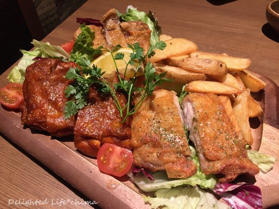 北海道ラクレットチーズ 肉バル grill chicken market 秋葉原店 秋葉原