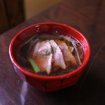 手打ち蕎麦 かね井 - 鴨汁☆
