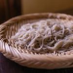 手打ち蕎麦 かね井 - 料理写真:ざるそば☆