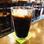 イトーヤ コーヒー ショップ - アイスコーヒー(600円)