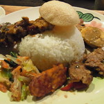熱帯食堂 - 料理写真: