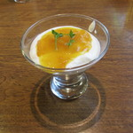 ココス - 柚子のギリシャヨーグルト