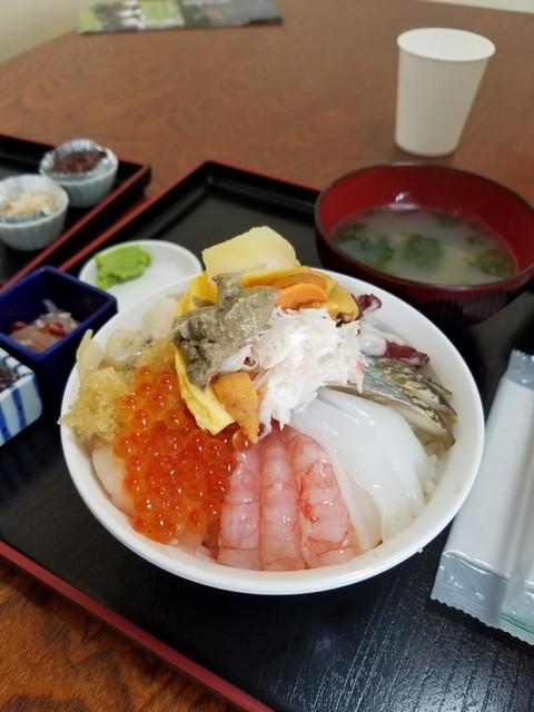 渋谷水産直売所・北のにしん屋さん>